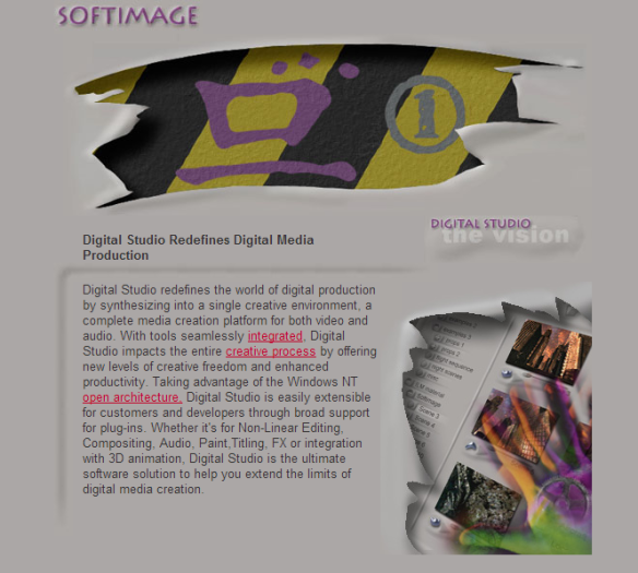 SOFTIMAGE_DS_The_Vision
