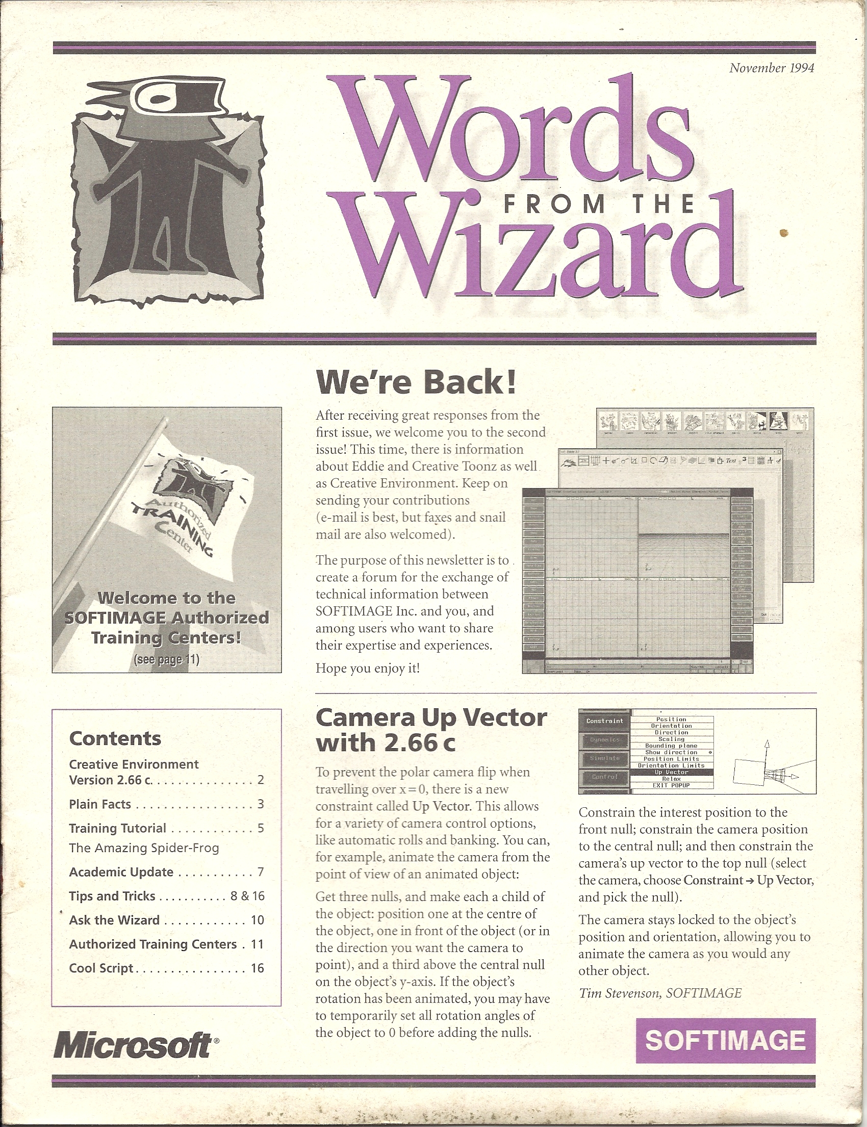 Softimage_1994_words_from_the_wizard_magazine