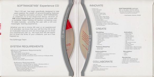 xsi experience cd image2