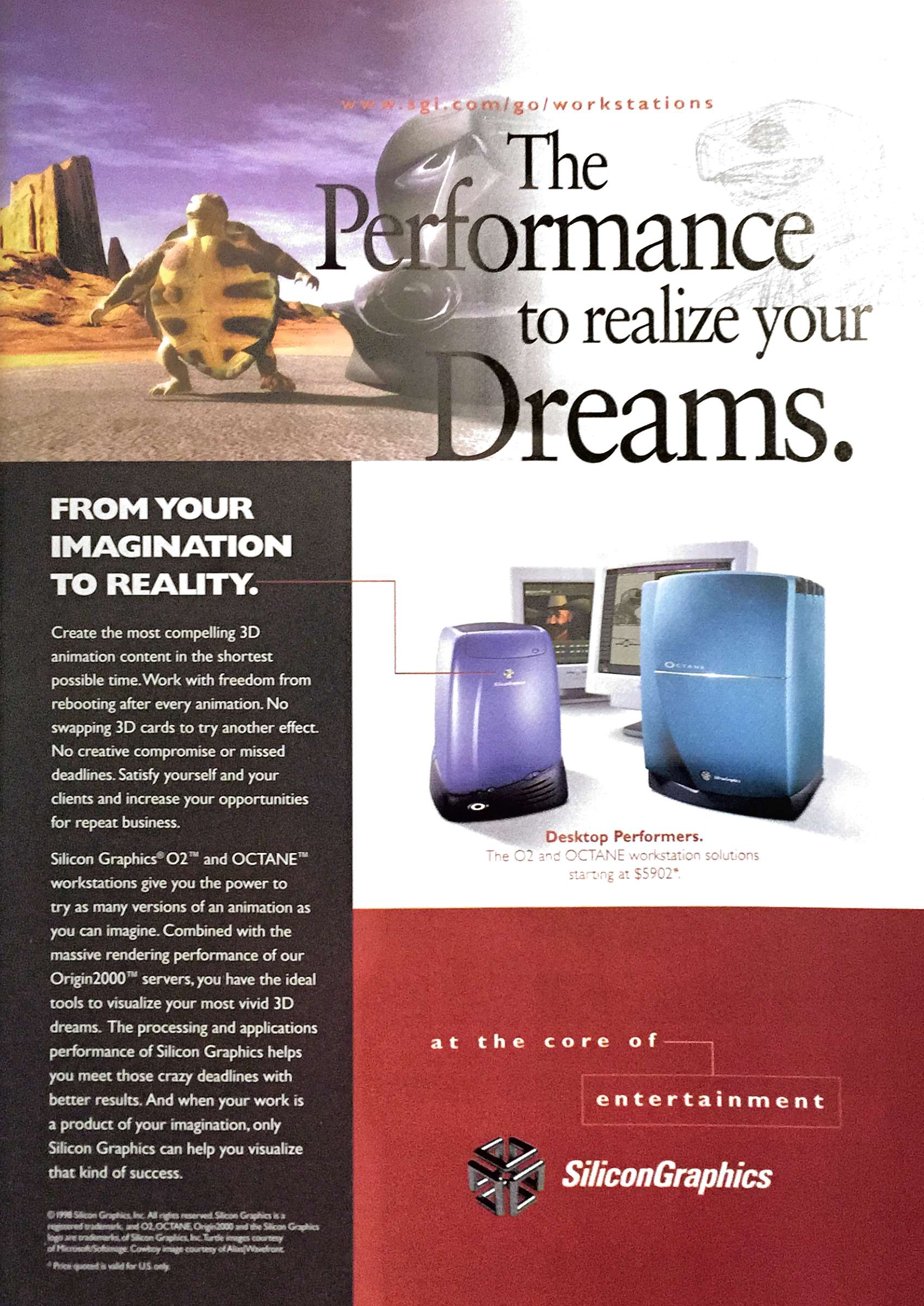 the_performance_of_your_dreams